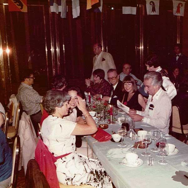 Swiss Club Tokyo history